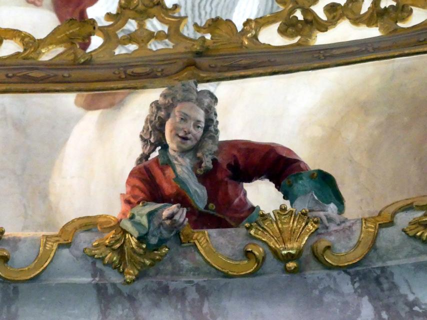 Cosmas Damian Asam (1686 - 1739)