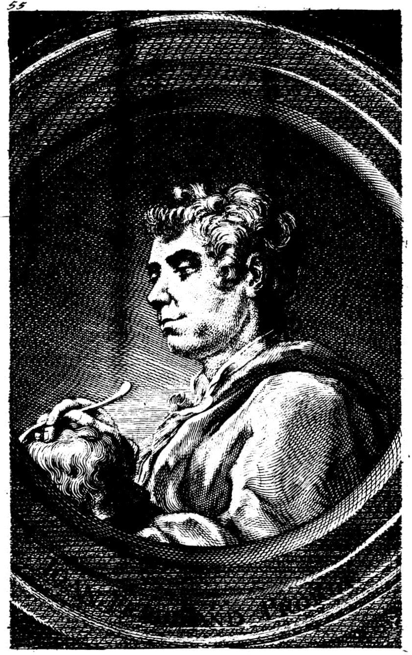 Ferdinand Maximilian Brokoff (1688 Rothenhaus - 1731 Prag)