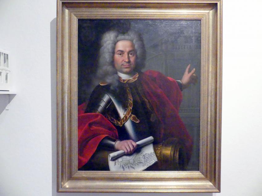 Balthasar Neumann (1687 Eger - 1753 Würzburg), Bild 1/2