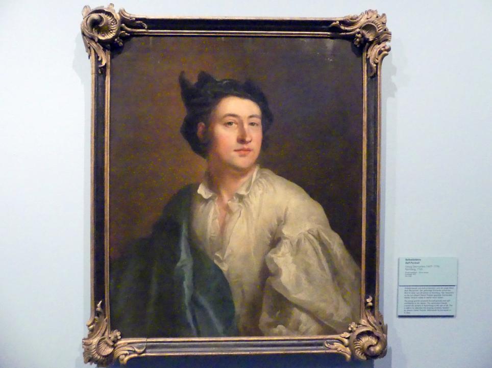 George Desmarées (1697 Gimo - 1776 München)