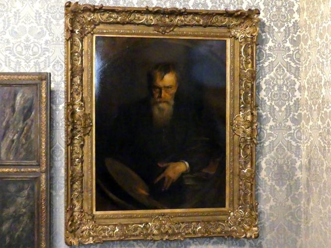Franz von Lenbach (1836 Schrobenhausen - 1904 München), Bild 3/4