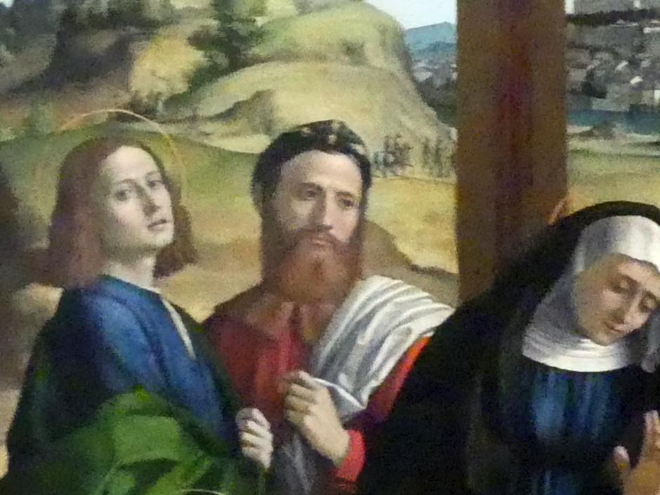 Paolo Morando (Cavazzola) (1486 Verona - 1522 Verona)