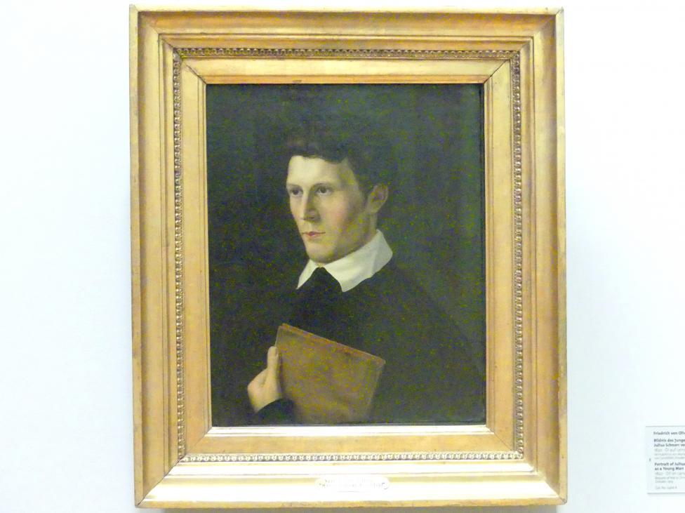 Julius Schnorr von Carolsfeld (1794 Leipzig - 1872 Dresden)
