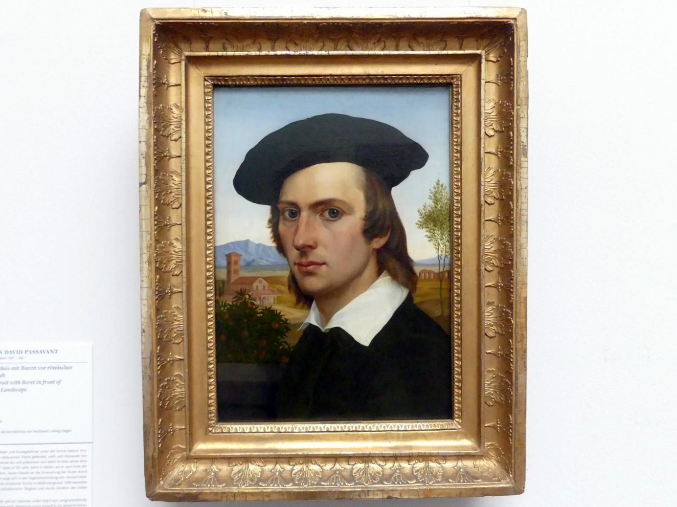 Johann David Passavant (1787 Frankfurt am Main - 1861 Frankfurt am Main)