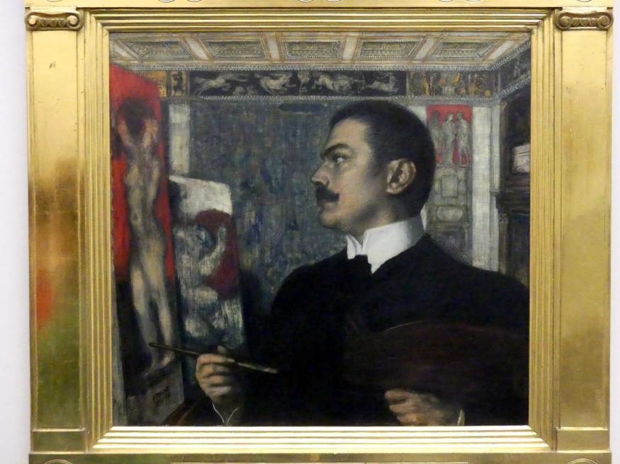 Franz von Stuck (1863 Tettenweis - 1928 München)