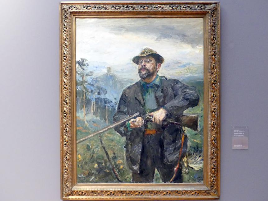 Max Slevogt (1868 Landshut - 1932 Leinsweiler-Neukastel/Pfalz)