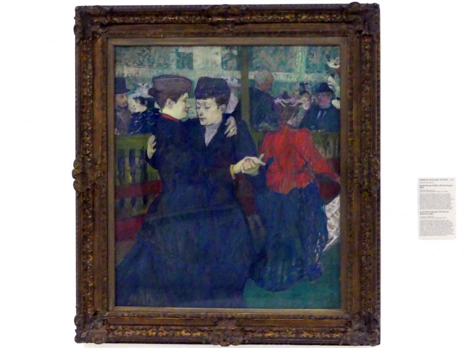 Henri de Toulouse-Lautrec (1864 Albi - 1901 Schloss Malromé, Gironde)
