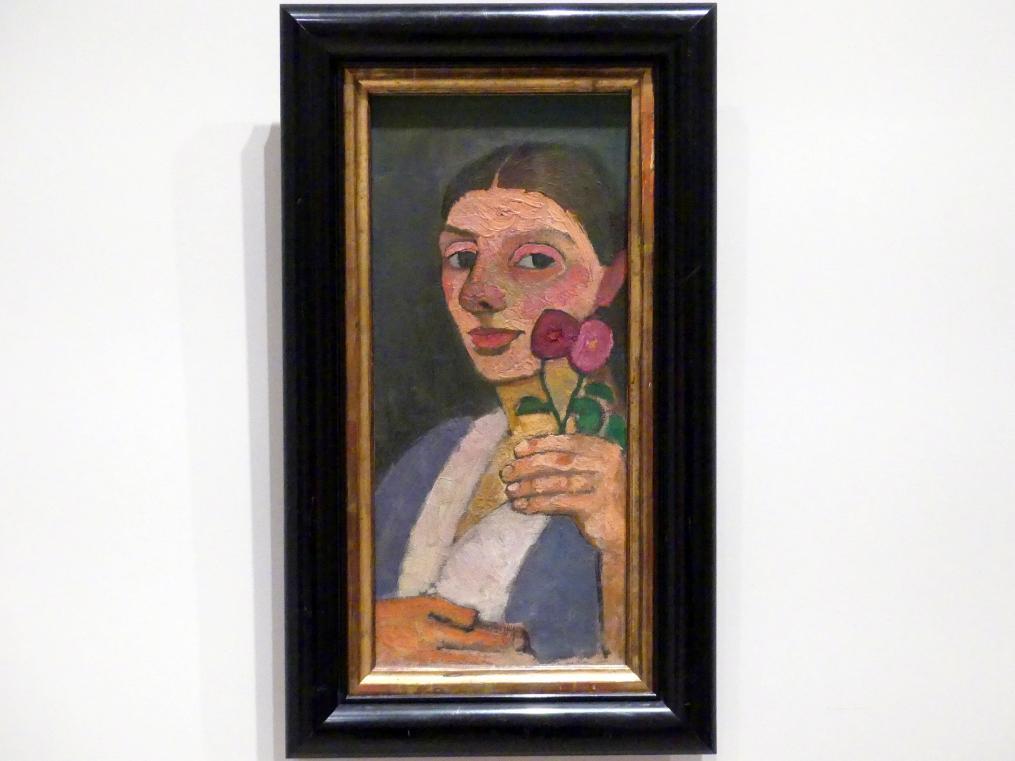 Paula Modersohn-Becker (1876 Dresden-Friedrichstadt - 1907 Worpswede)