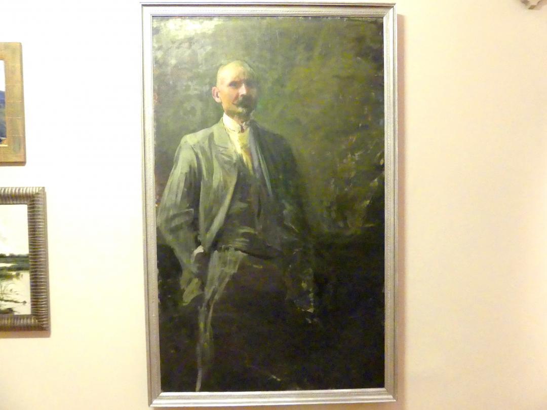 Leon Wyczółkowski (1852 Huta Miastkowska bei Garwolin - 1936 Warschau)