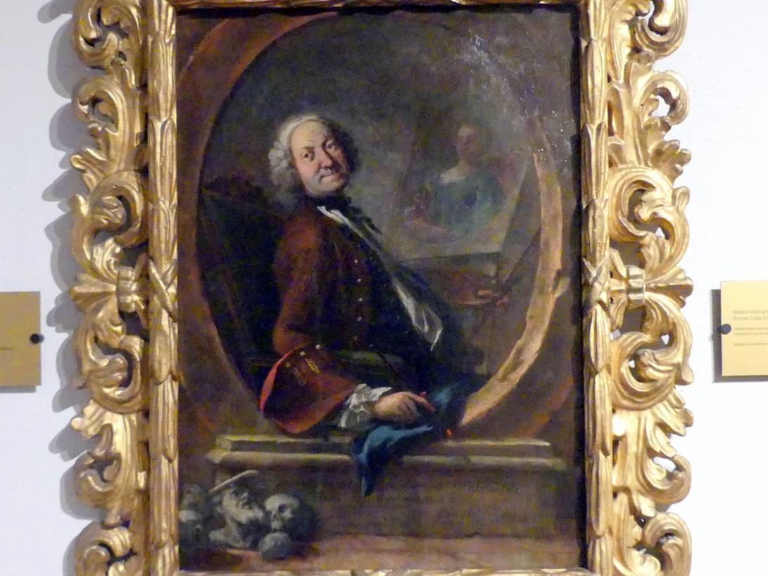 Johann Franz Hoffmann (um 1700 Glatz - 1766 Grüssau)