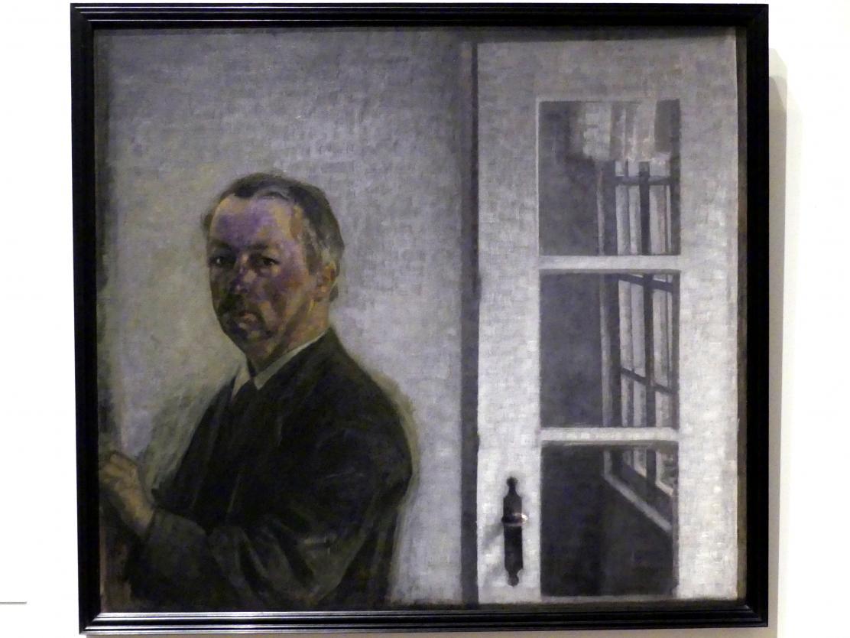 Vilhelm Hammershøi (1864 Kopenhagen - 1916 Kopenhagen)