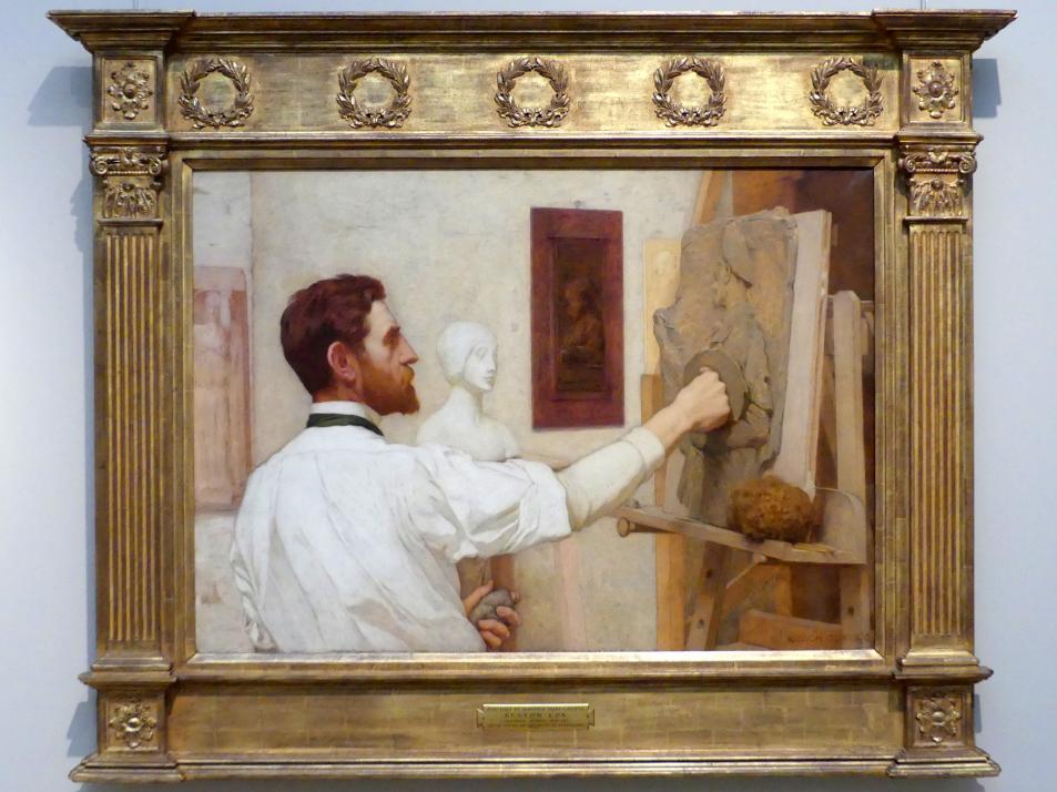 Augustus Saint-Gaudens (1848 Dublin - 1907 Cornish, New Hampshire)