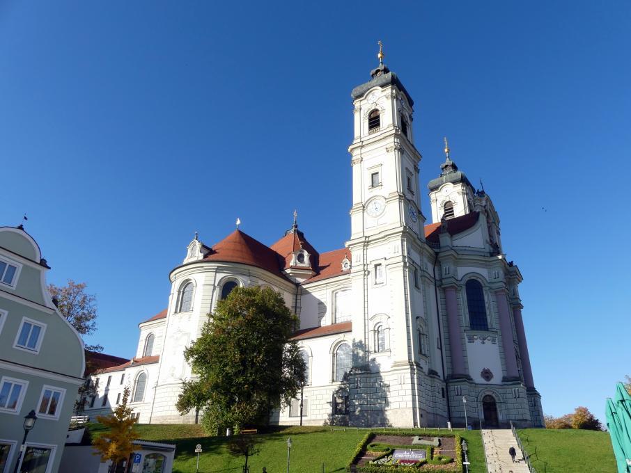 Ottobeuren, Benediktinerabtei