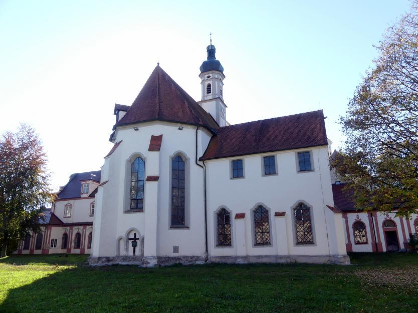 Buxheim, ehemalige Reichskartause, jetzt Salesianerkloster