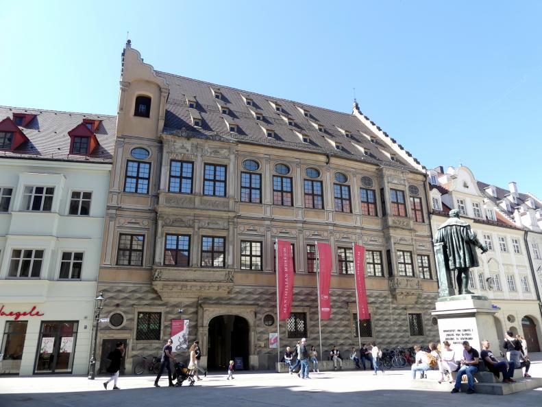 Augsburg, Maximilian Museum