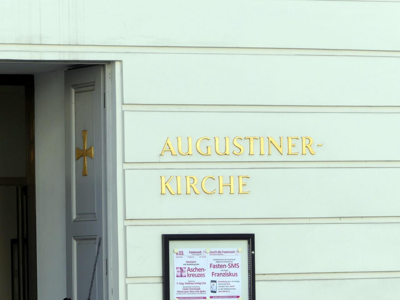 Wien, Augustinerkirche, Bild 3/8