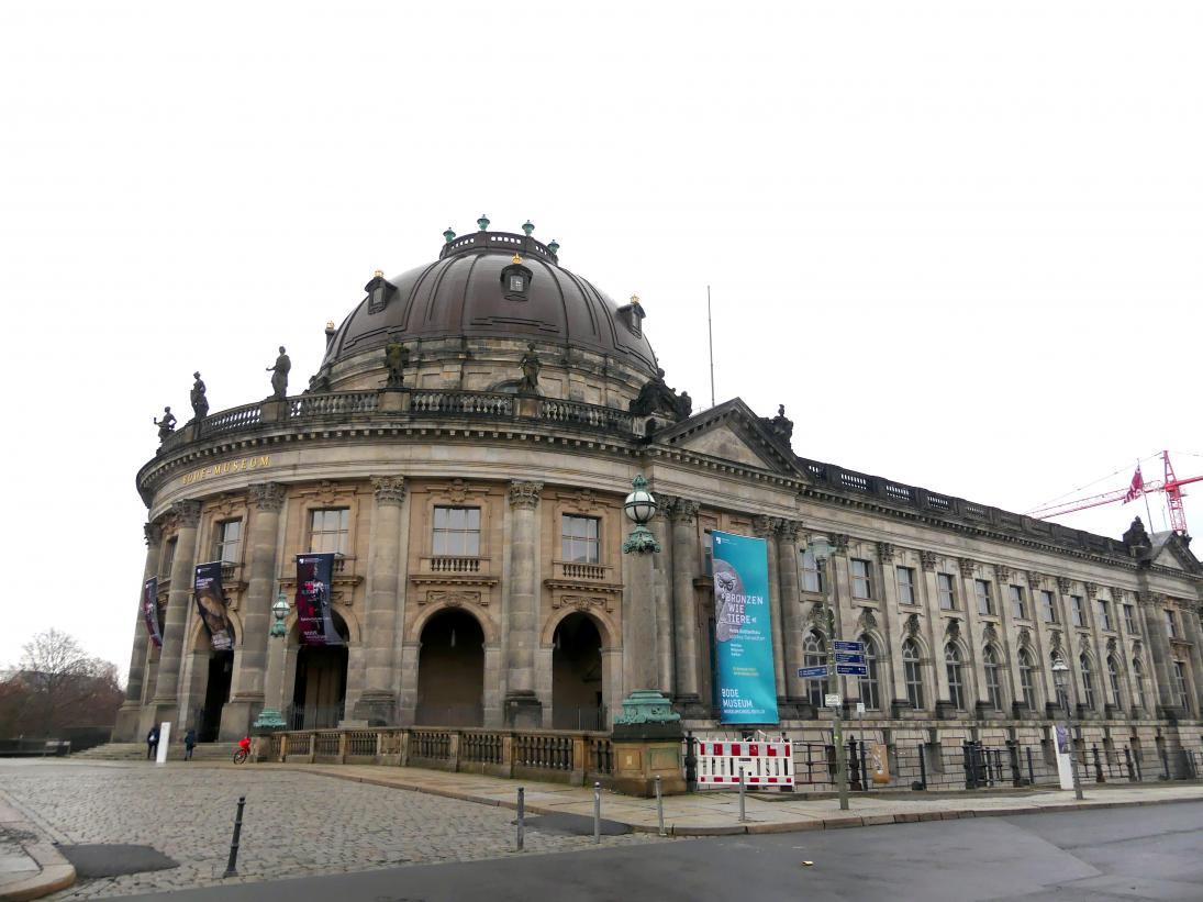Berlin, Bode-Museum, Bild 2/3