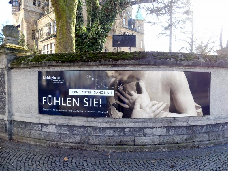 Frankfurt am Main, Liebieghaus Skulpturensammlung