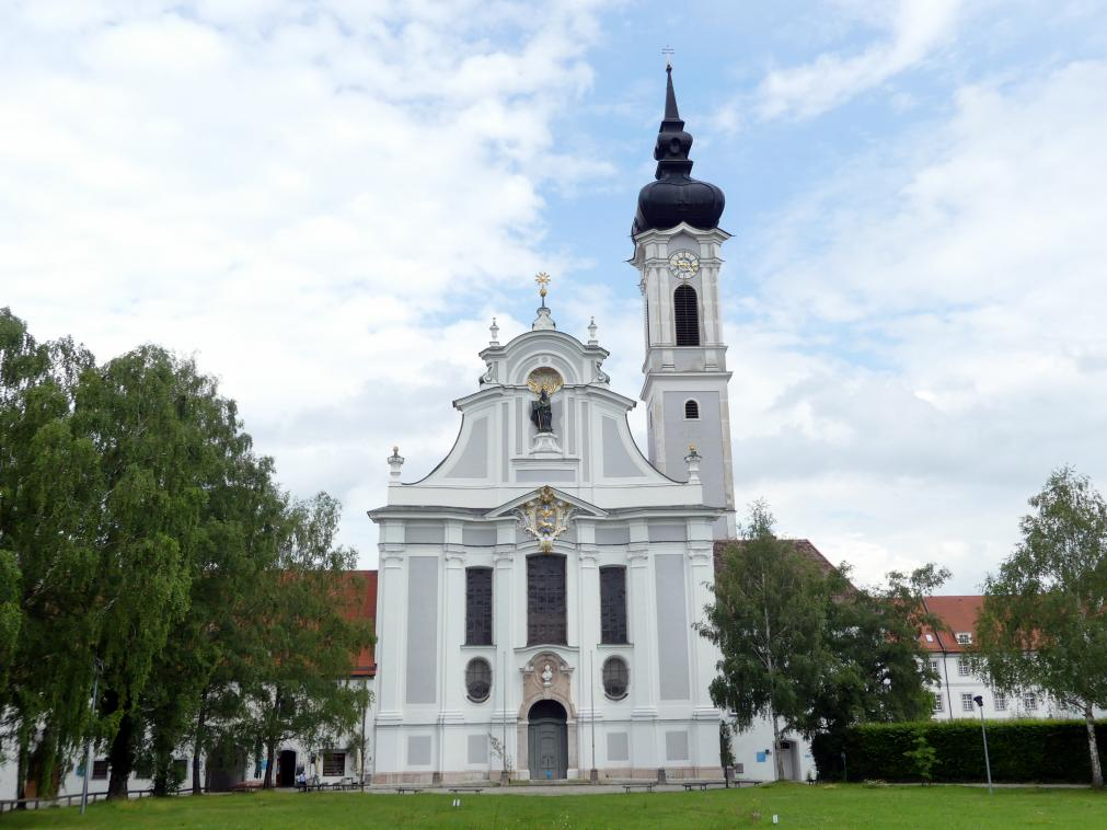 Dießen am Ammersee, ehem. Augustinerchorherren-Stiftskirche, heute Pfarrkirche Marienmünster Mariä Himmelfahrt