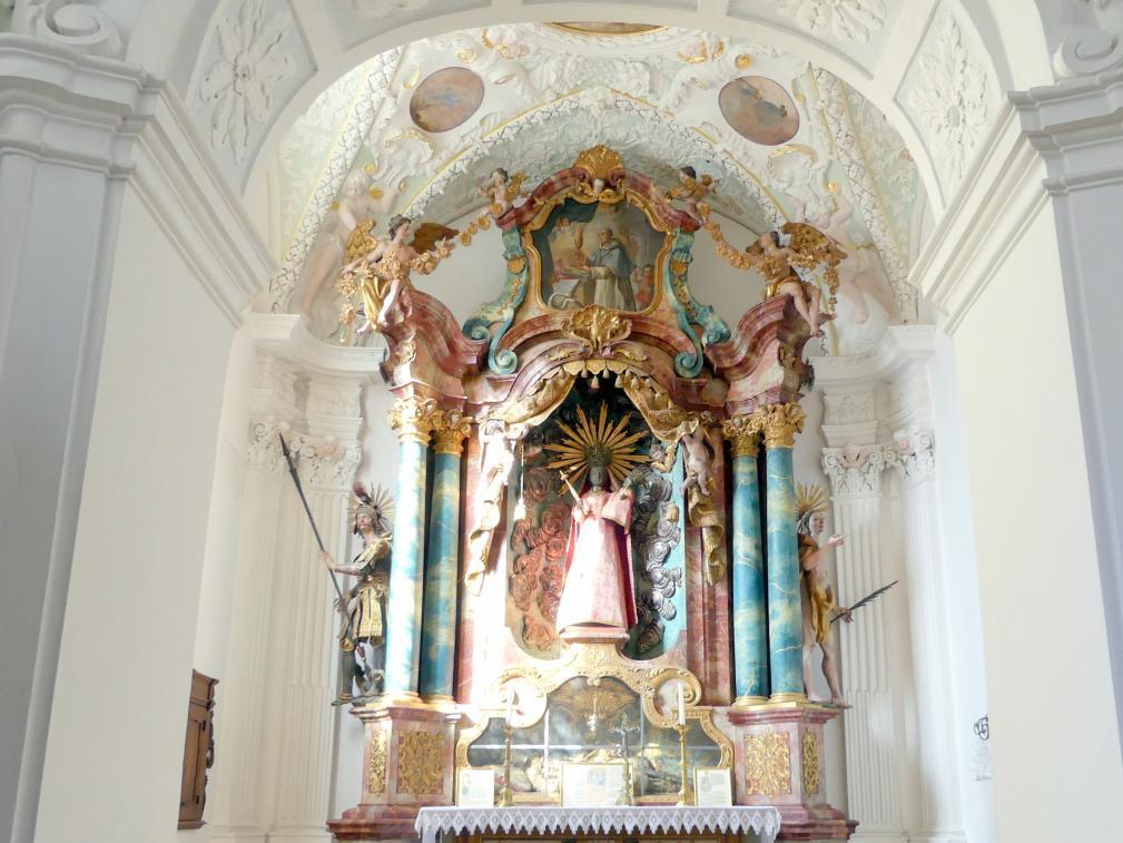 Buxheim, ehemalige Reichskartause, jetzt Salesianerkloster, Marienkapelle