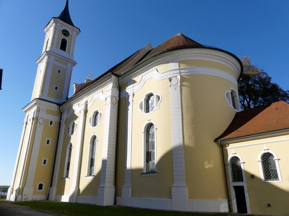 Buxheim, Pfarrkirche St. Peter und Paul