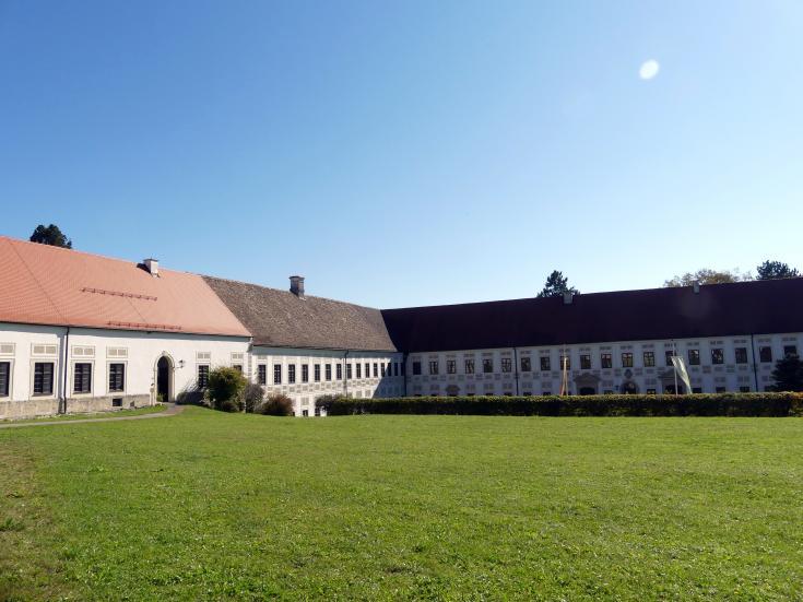 Wessobrunn, ehem. Benediktinerabtei