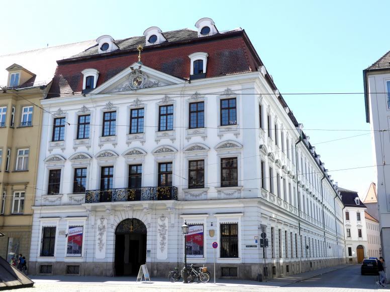 Augsburg, Deutsche Barockgalerie im Schaezlerpalais, Bild 1/6