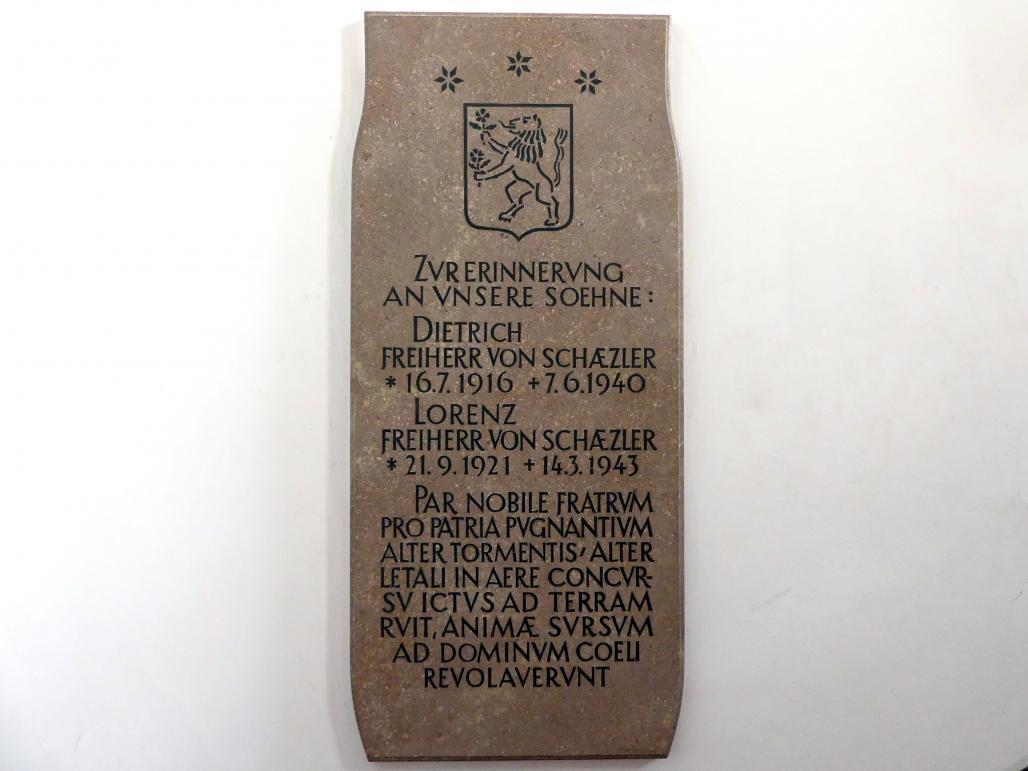 Augsburg, Deutsche Barockgalerie im Schaezlerpalais, Bild 2/6