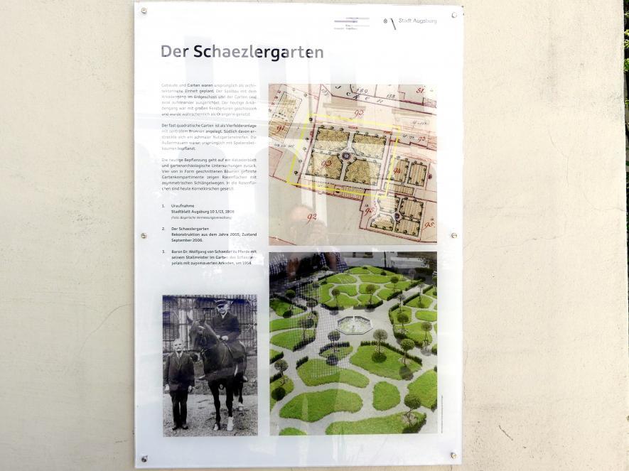 Augsburg, Deutsche Barockgalerie im Schaezlerpalais, Bild 5/6