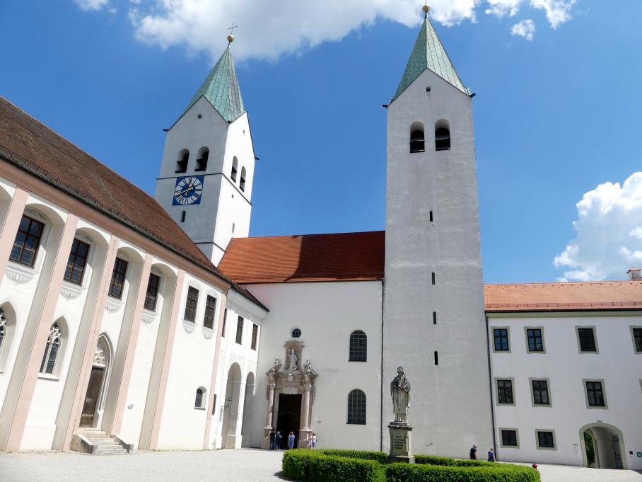 Freising, Dom St. Maria und St. Korbinian, Bild 2/5