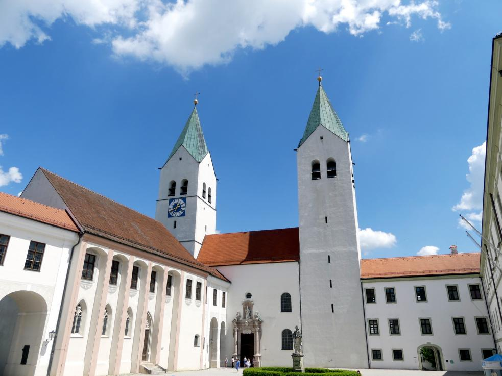 Freising, Dom St. Maria und St. Korbinian, Bild 3/5