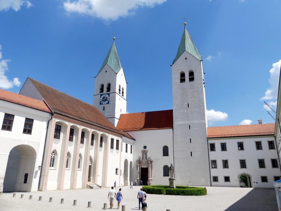 Freising, Dom St. Maria und St. Korbinian, Bild 4/5