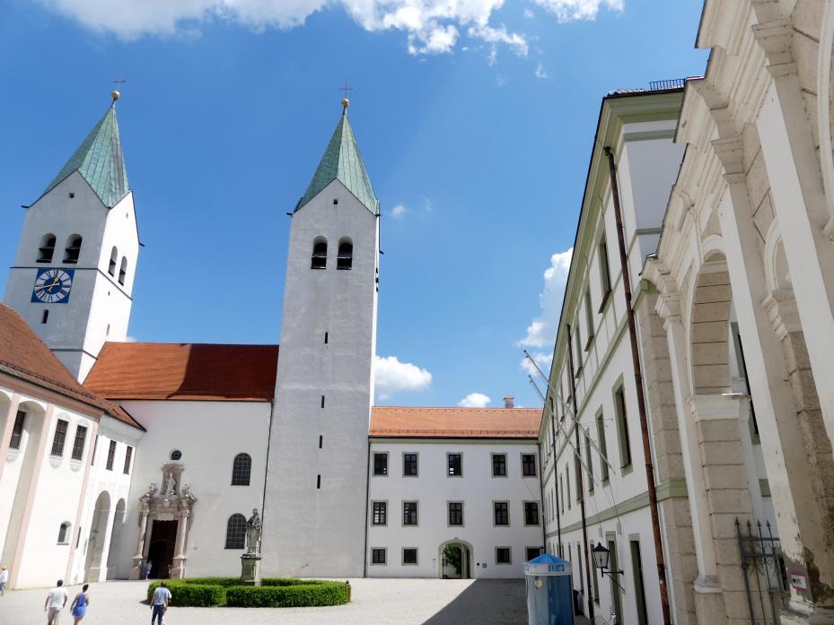 Freising, Dom St. Maria und St. Korbinian, Bild 5/5