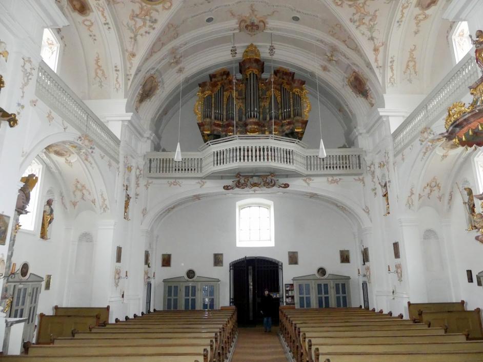 Trautmannshofen, Pfarr- und Wallfahrtskirche Mariä Namen, Bild 4/4