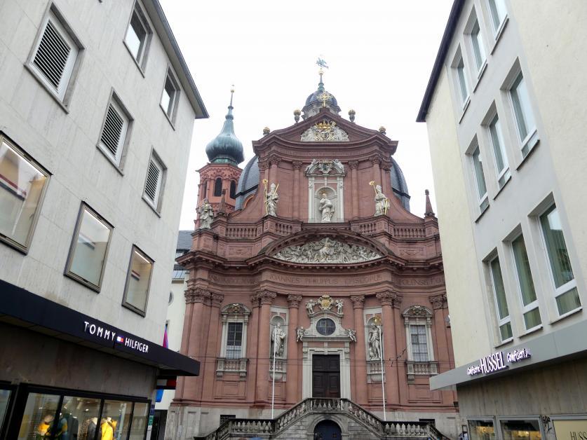 Würzburg, Kollegiatstift Neumünster