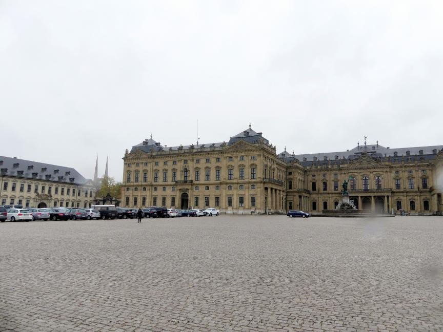 Würzburg, ehem. fürstbischöfliche Residenz, Bild 2/7