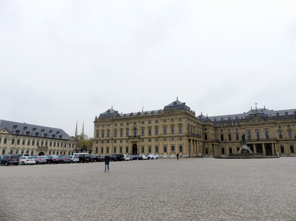 Würzburg, ehem. fürstbischöfliche Residenz, Bild 3/7