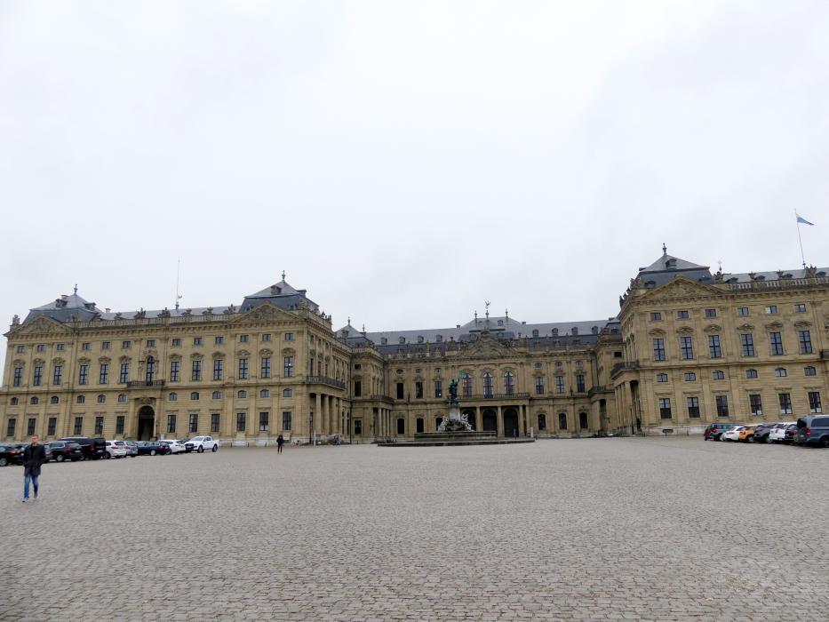 Würzburg, ehem. fürstbischöfliche Residenz, Bild 4/7