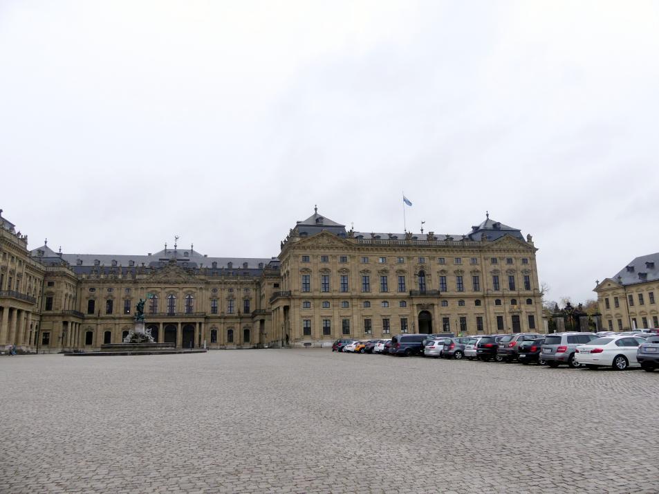 Würzburg, ehem. fürstbischöfliche Residenz, Bild 5/7