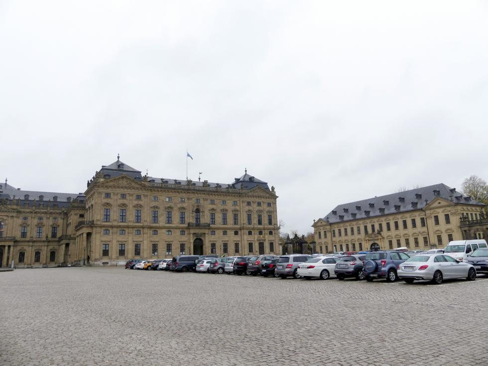 Würzburg, ehem. fürstbischöfliche Residenz, Bild 6/7