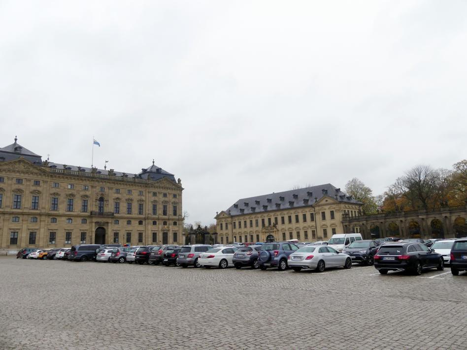 Würzburg, ehem. fürstbischöfliche Residenz, Bild 7/7