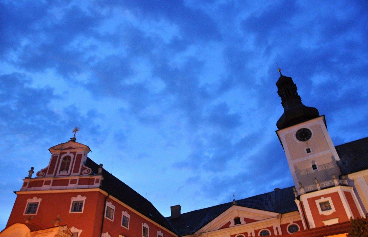 Braunau (Broumov), ehem. Benediktinerkloster