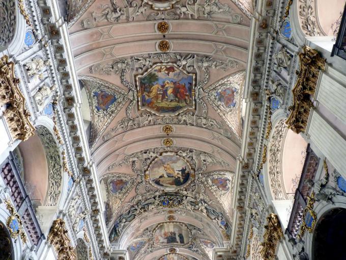 Braunau (Broumov), ehem. Benediktinerkloster, Klosterkirche St. Adalbert