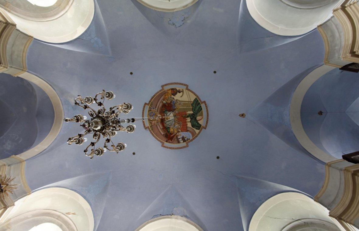 Barzdorf (Božanov), Kirche St. Maria Magdalena, Bild 2/7