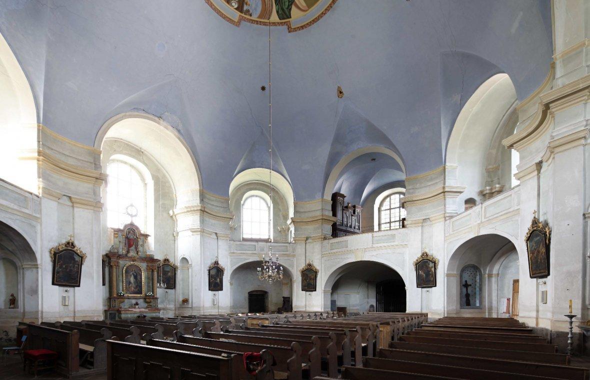 Barzdorf (Božanov), Kirche St. Maria Magdalena, Bild 5/7