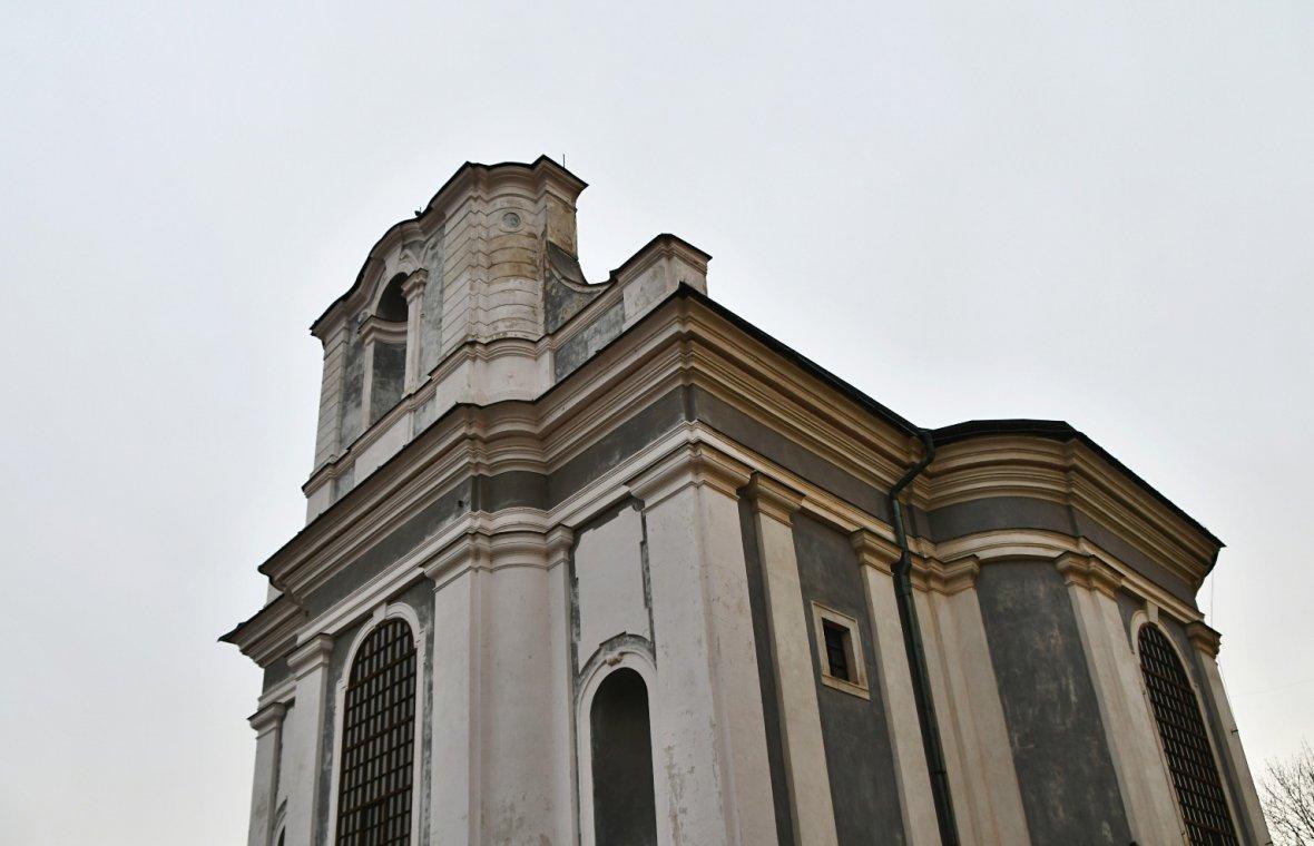 Braunau (Broumov), Pfarrkirche St. Wenzel