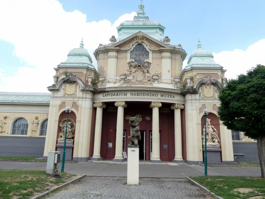 Prag-Holešovice, Lapidarium, Bild 4/7