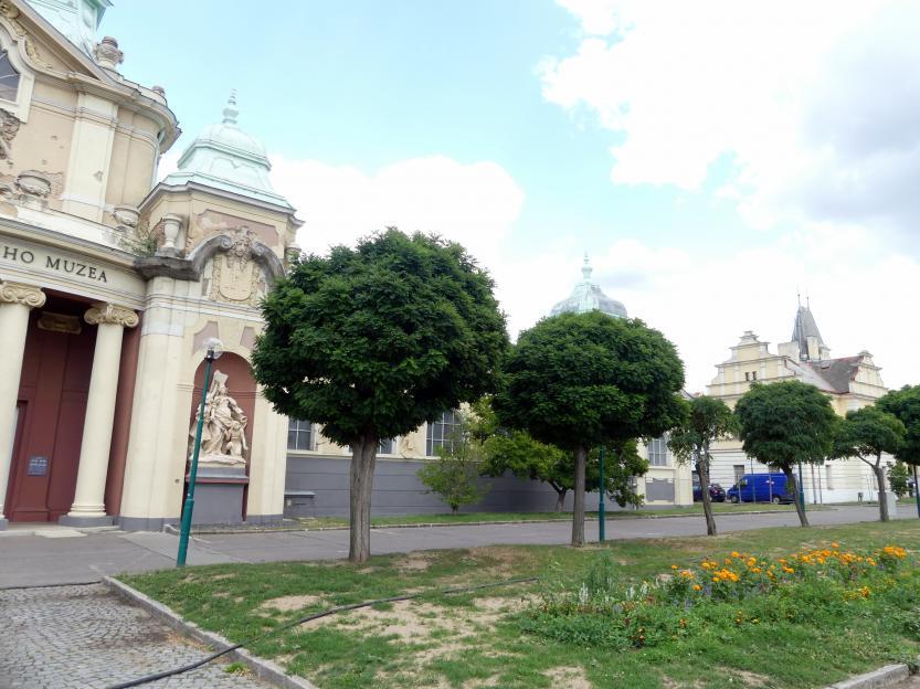 Prag-Holešovice, Lapidarium, Bild 6/7