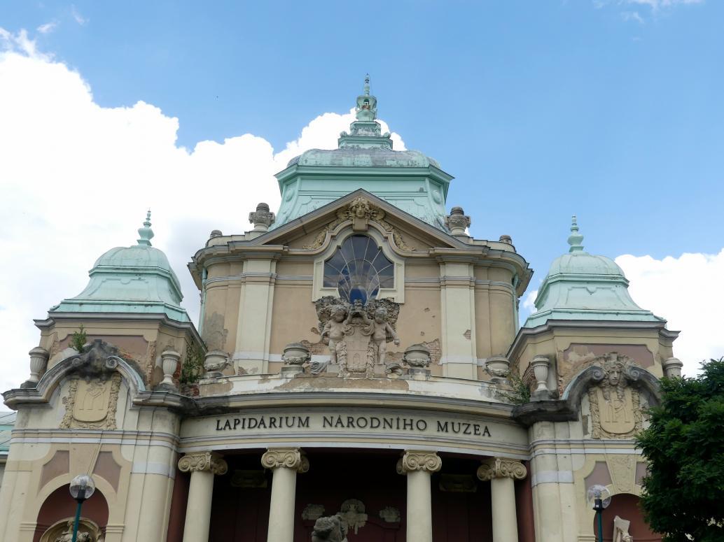 Prag-Holešovice, Lapidarium, Bild 7/7