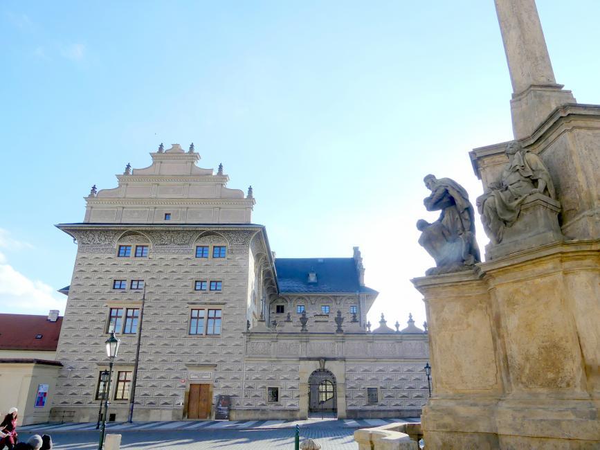Prag, Nationalgalerie im Palais Schwarzenberg, Bild 1/11